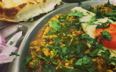 My keema pav journey